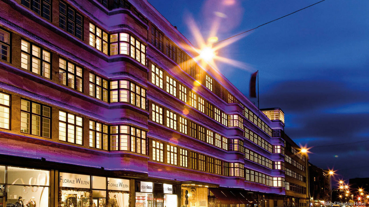 Hotel Berlin: 4 stars for all jazz-lovers