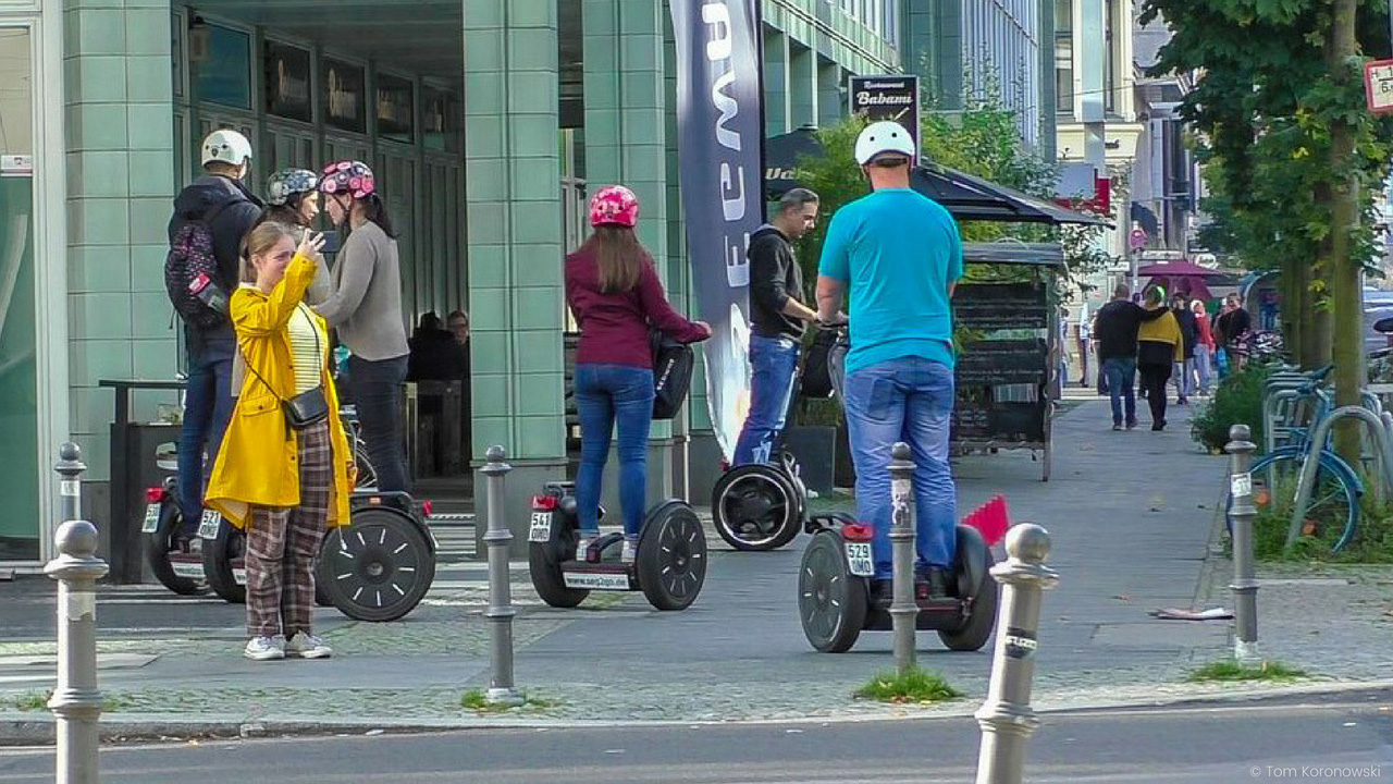Segway Tour Special! Highlights in Berlin ab 40,80 €