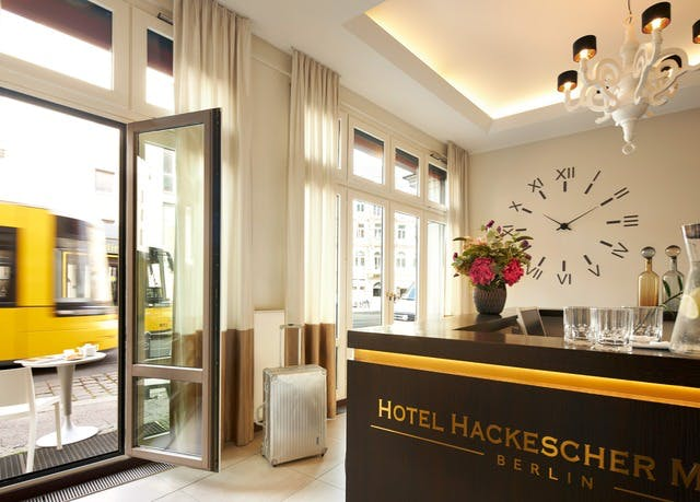 Townhouse Hotel in Berlin