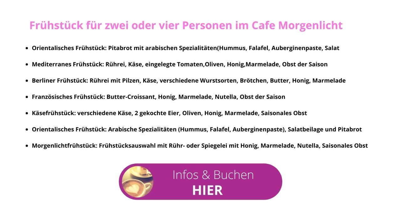 Cafe Morgenlicht Text 1