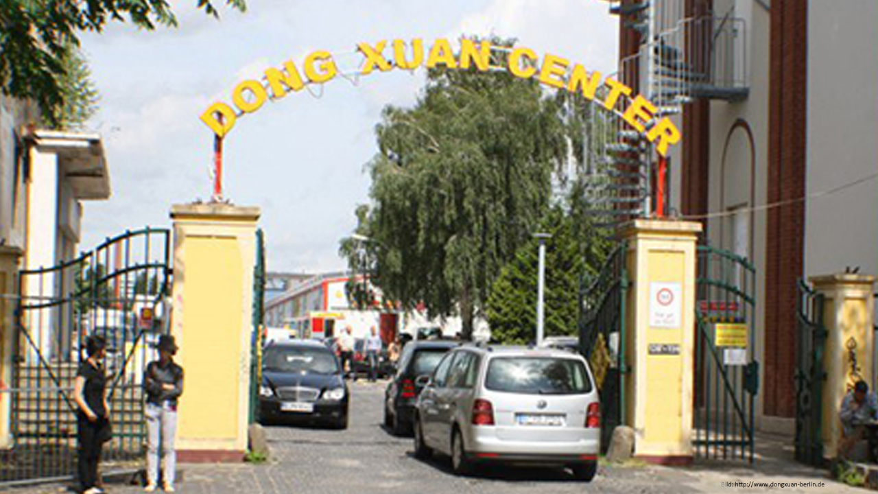 Little Saigon in Berlin - The Dong Xuan Center