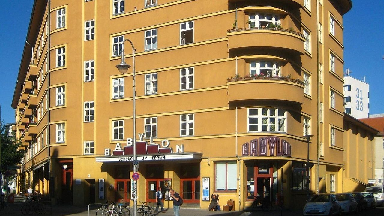 Kino Babylon Berlin Programm