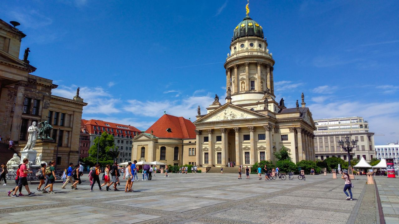Gendarmenmarkt - Berlin Sightseeing