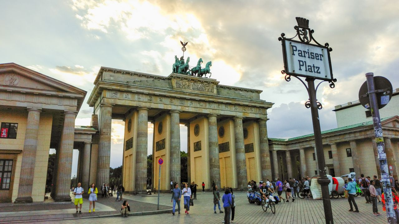 Pariser Platz - Berlin Sightseeing