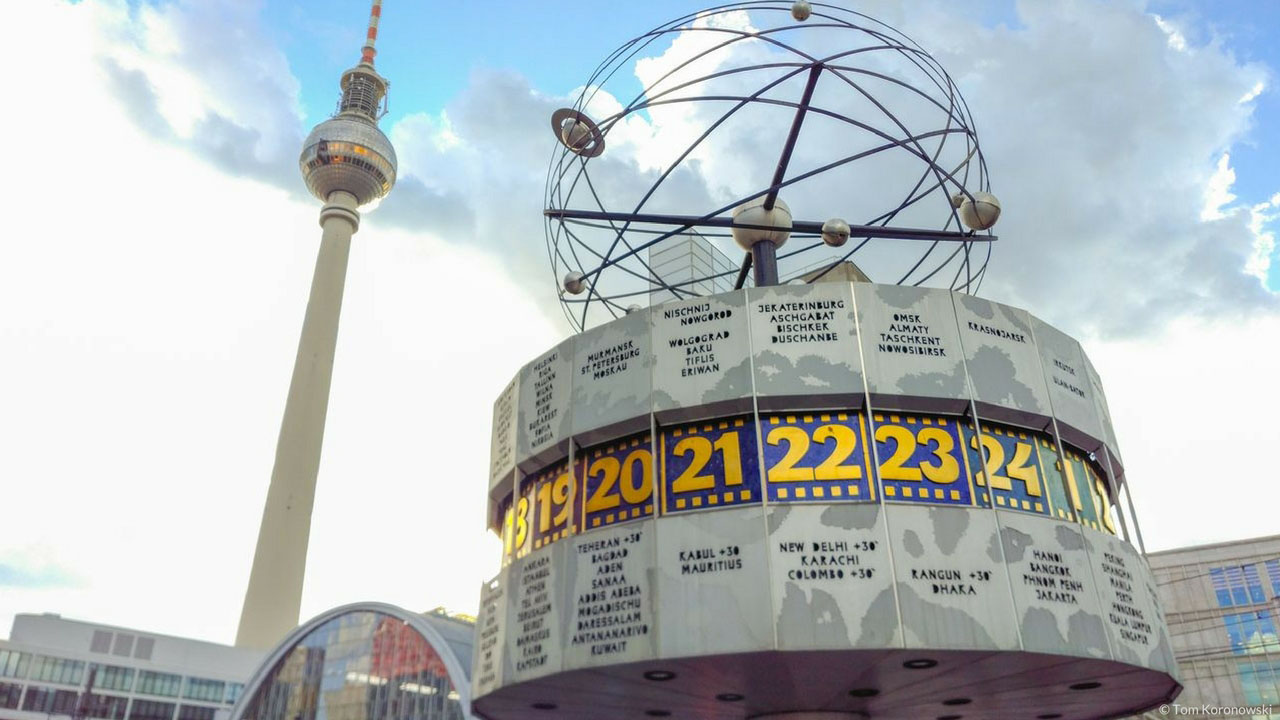 World Clock - Alexanderplatz
