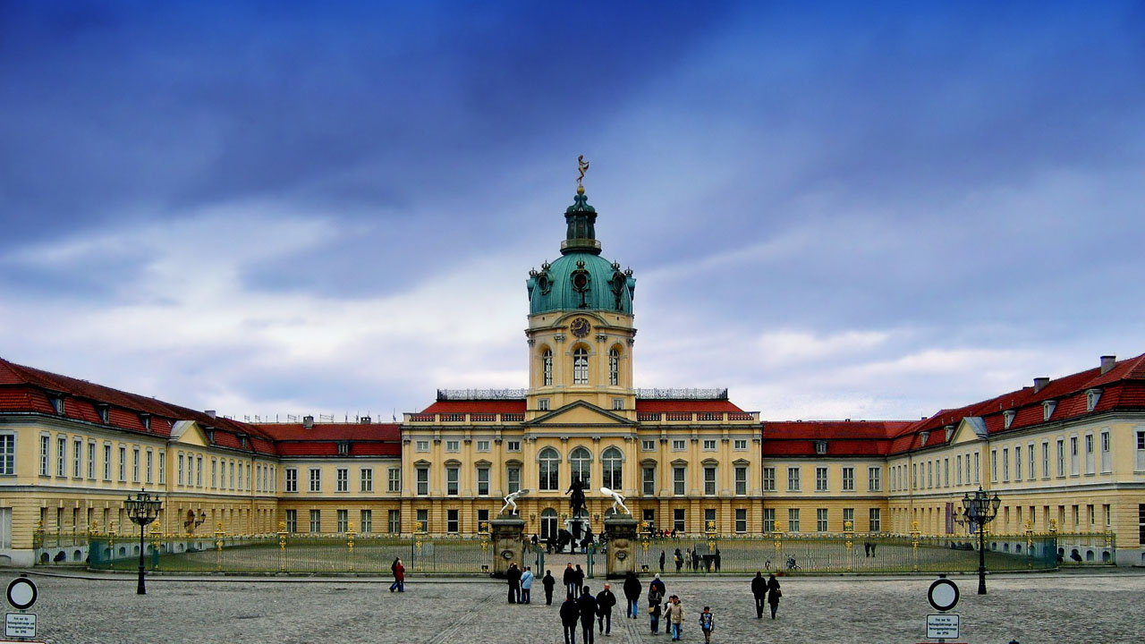 Schloss Charlottenburg - Berlin Sightseeing