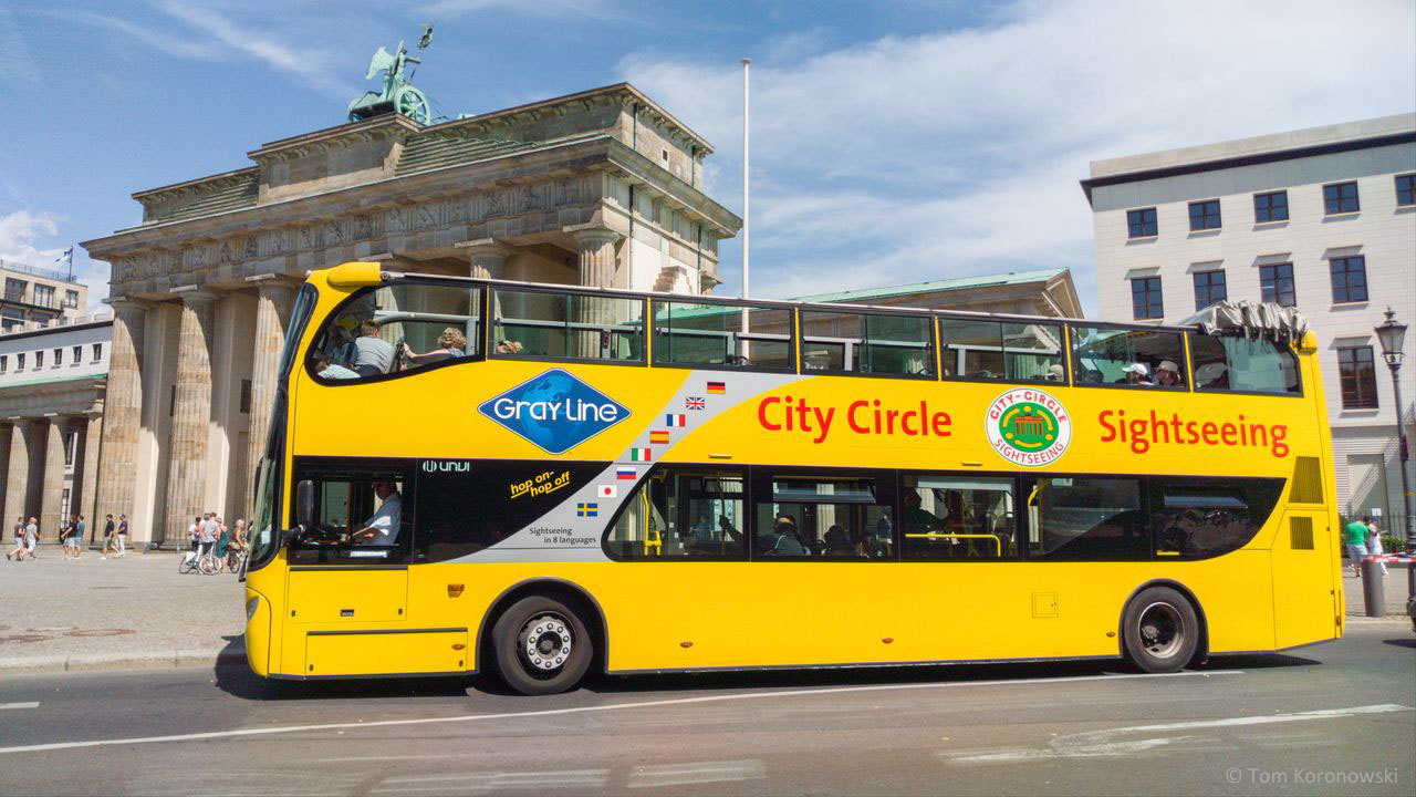 Book your Hop-on Hop-off Bus Tour Ticket
