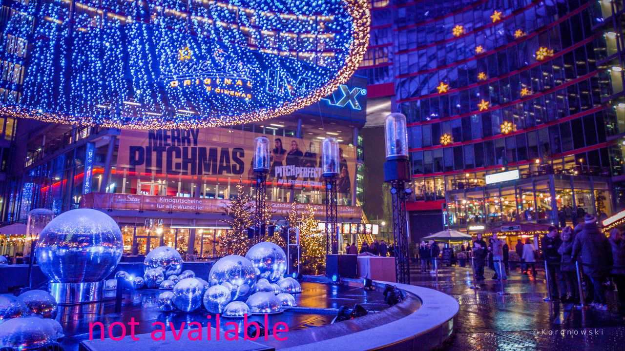 Christmas in Berlin - 3 days for 150 € per person