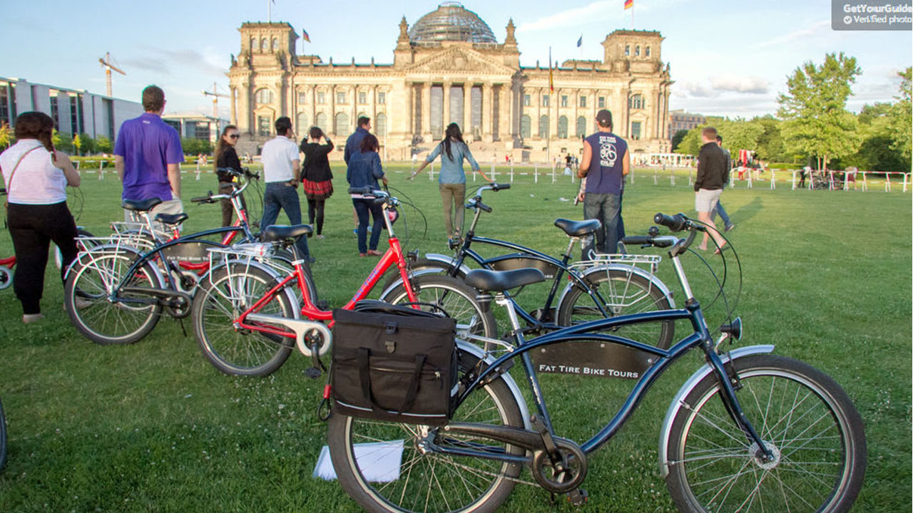Berlin Day City Bike Tour