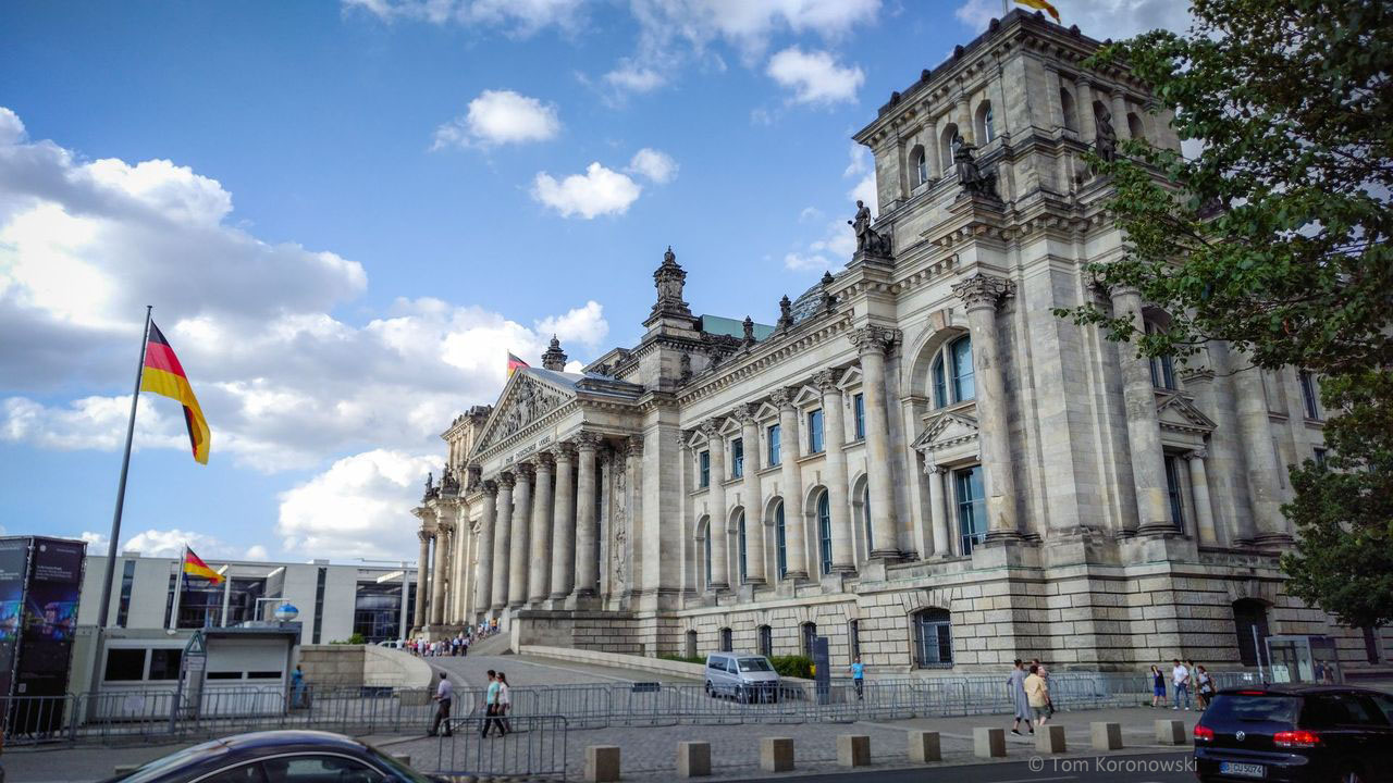 Brandenburg Gate and Reichstag Dome Tour