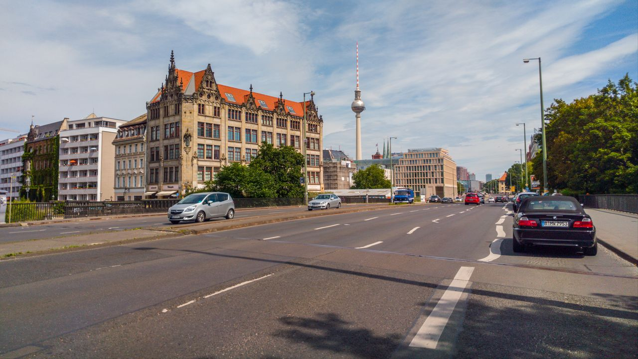 Weekend of the 19th of August to 21st of August in Berlin