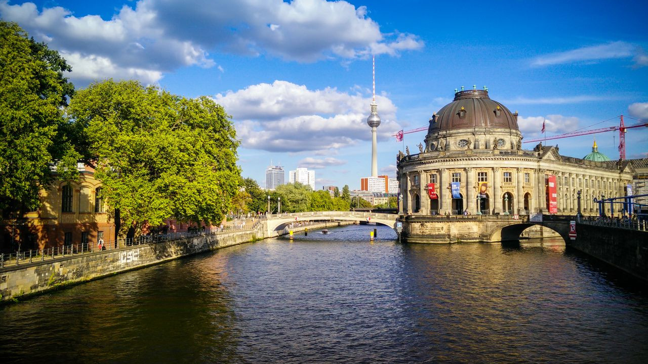 Berlin Sightseeing Tour in 24 Stunden