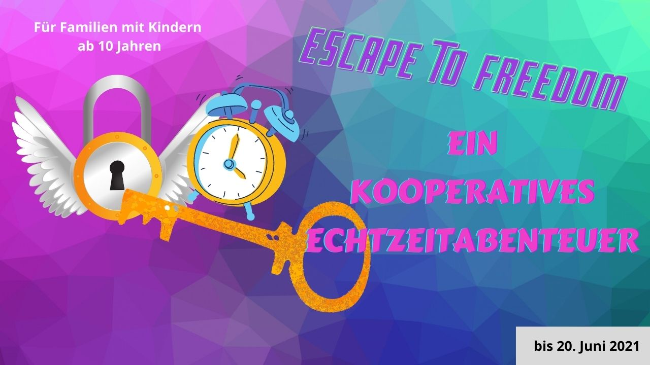 Tickets für Escape to Freedom kaufen.